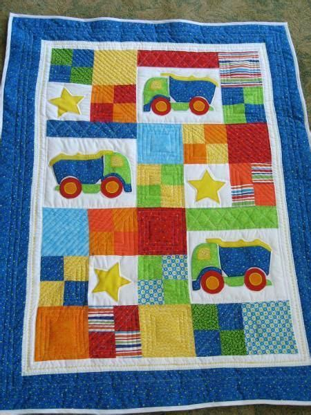 Patchwork Quilt Patterns For Boys - baby boy quilts patterns co nnect me