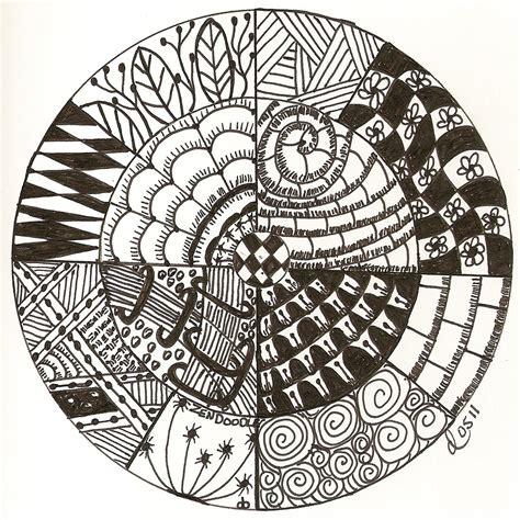 doodle zen family zendoodle zentangle