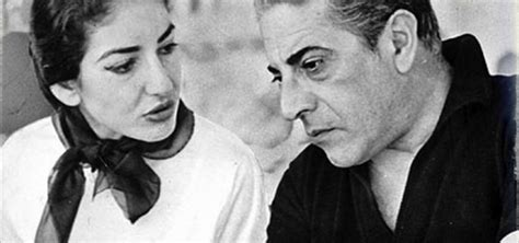 maria callas death maria callas did not kill herself from grief for onassis
