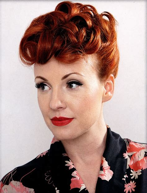 1950 Pin Up Hairstyles by 17 Best Images About Rockabilly Hairstyles On