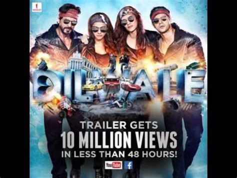 theme music dilwale dilwale theme of dilwale gerua remix funk full song