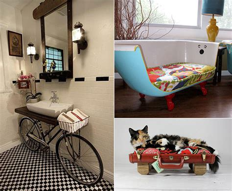 creative ideas to decorate home 16 creative upcycling furniture and home decoration ideas