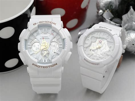 G Shock Vs Baby G Coupel my casio baby g collection my fashion