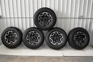Jeep Wrangler Rubicon Wheels For Sale Jeep Wrangler Rubicon Oem Wheels Oem Factory Wheels Rims