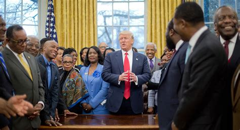donald trump college the gop s long history with black colleges politico magazine