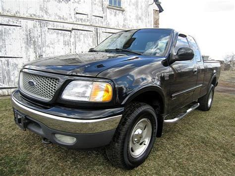 auto air conditioning service 1999 ford f150 parental controls purchase used 1999 ford f 150 xlt crew cab with 4x4 and no reserve in new hope pennsylvania