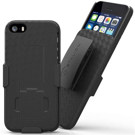 Belt Clip Iphone 5c 5 C Dompetsarunghptasikat Murah stalion 174 secure belt clip holster shell cover for apple iphone 5 5s 5c ebay