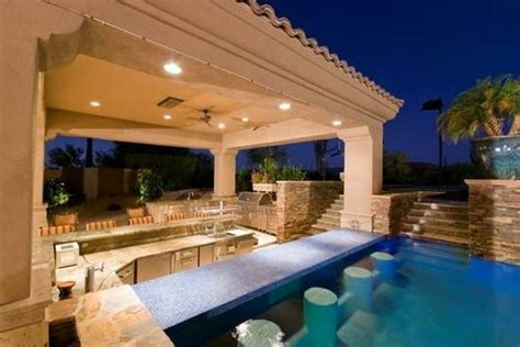 Backyard Pool Bar Backyard Outdoor Pool Bar Ideas The Best And Images Luxury Savwi