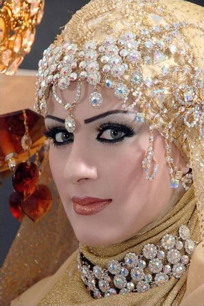 Arabic Wedding Hairstyles 2013 by Arab Hairstyles Arab And Middle East Wedding