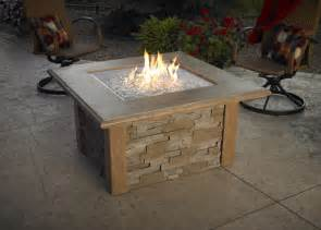 Best Outdoor Firepit It S Gas Pit Time Official Outdoor Living