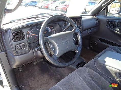 2000 Dodge Dakota Interior by Agate Interior 2000 Dodge Dakota Regular Cab Photo