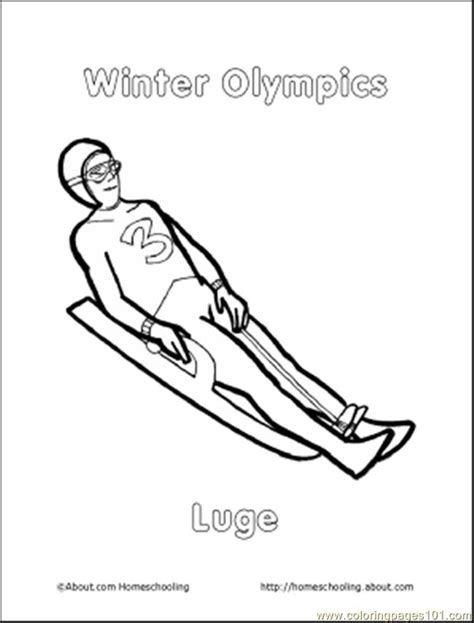 coloring pages of winter and hope winter olympics free printable coloring pages kids