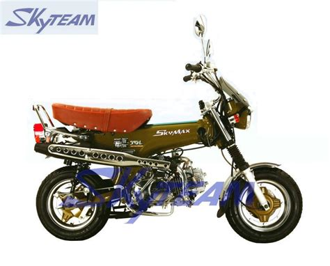 125ccm Motorrad Yamaha Geschwindigkeit by Skyteam 125ccm 4 Takt Skymax Motorrad Dax Ewg Genehmigung