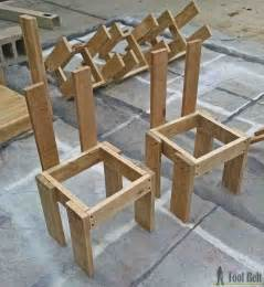 Childrens Bench Set Simple Kid S Table And Chair Set Her Tool Belt