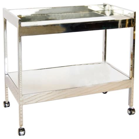 modern bar cart alfred bar cart modern bar carts by high market