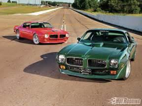 1973 Pontiac Trans Am 1973 Pontiac Trans Am Classic Rod Rods Trans M