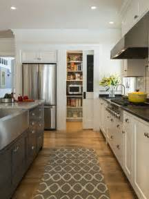 kitchen ideas houzz galley kitchen design ideas remodel pictures houzz