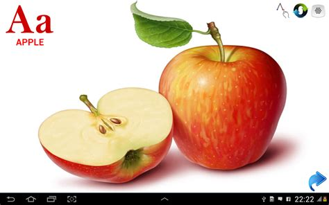 A Apple by Learning A For Apple Android Apps On Play