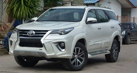 All Toyota Suv Models