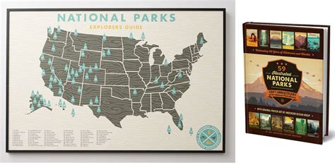 National Parks Coffee Table Book 5 Ways To Show Your National Parks The Seattle Times