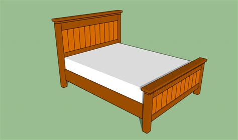 Assemble A Bed Frame How To Build A Size Bed Frame Howtospecialist