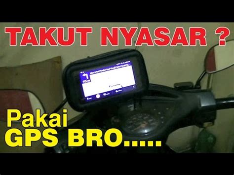 Smartphone Holder Sepeda gps smartphone holder untuk sepeda motor
