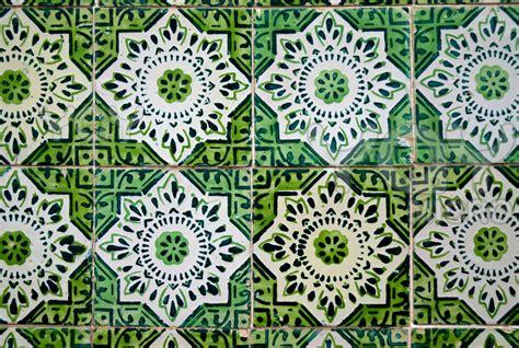 green tiles scarch