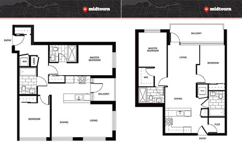 midtown residences floor plan new vancouver condos for sale presale lower mainland