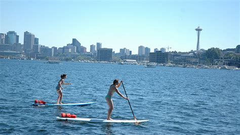 boarding seattle stand up paddle boarding a million cool things to do seattle