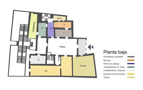 mapa de la casa de co planos museo nouveau y d 233 co casa lis