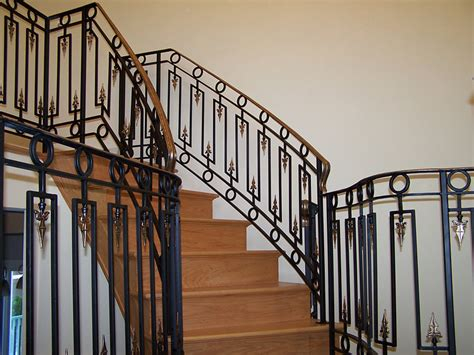 home interior railings interior wrought iron railing designs halflifetr info