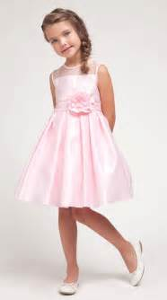 Little girls wedding dresses ideas for flower girls