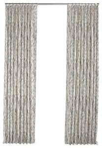 tan and grey curtains tan and gray faux bois pleated curtain single panel