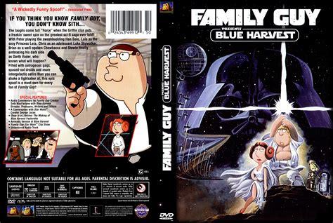 film blue harvest jaquette dvd de family guy presents blue harvest cin 233 ma