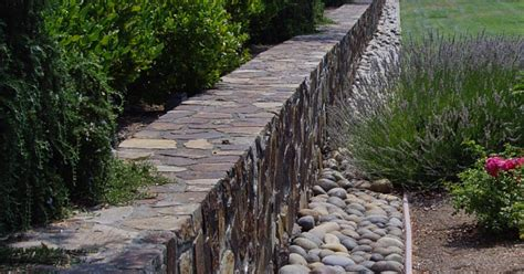 Building A Garden Wall In 5 Simple Steps Minster Paving Building A Walled Garden