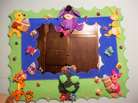imagenes de winnie pooh en foami cenefas hechas en foami imagui marcos para fotos