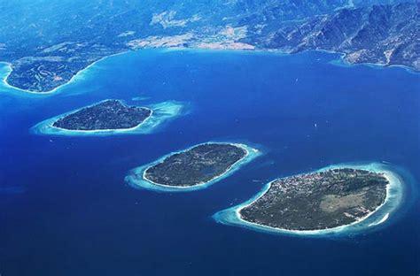 keliling gili trawangan pulau cantik bebas polusi paket
