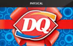 Buy Physical Gift Cards - buy dairy queen physical gift cards raise
