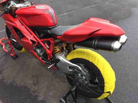 Ducati Rennmotorrad ducati 1098s rennmotorrad racebike bestes angebot von