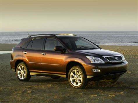 lexus truck 2009 top 10 used crossovers top used crossover suvs