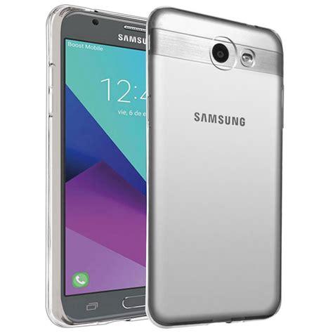 Samsung J3 Emerge Hdc For Samsung Galaxy J3 Emerge J327p Design Clear Tpu Soft