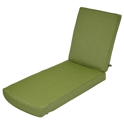replacement chaise cushions sunbrella sunbrella spectrum cilantro replacement 2 piece outdoor