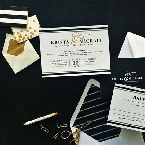 Wedding Invitations Ky by Gorgeous Wedding Invitations By Smitten On Paper Modwedding