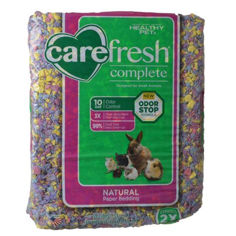 carefresh pet bedding carefresh carefresh confetti premium pet bedding bedding