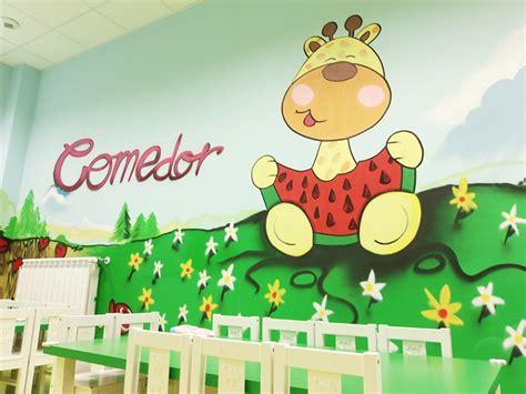 como decorar  comedor escolar infantil casa diseno