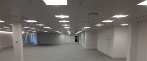 electrical lighting services installation