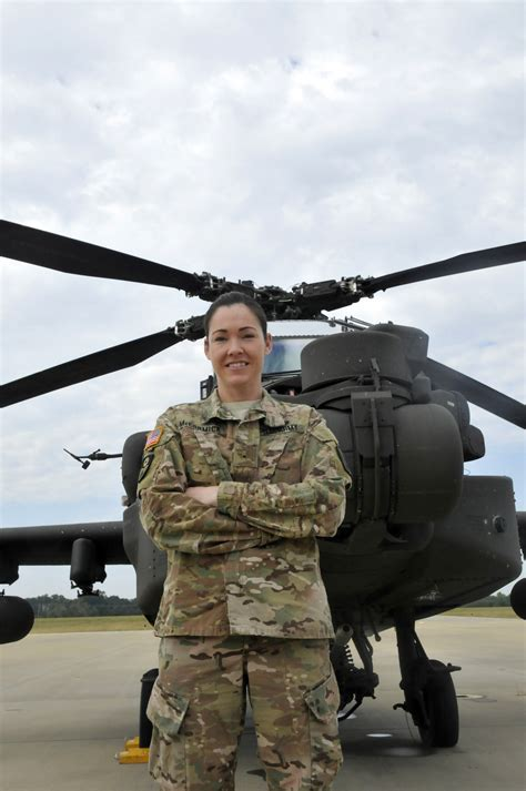 Officer Pilot by Warrant Officer Blazes Trail In Mississippi Army National