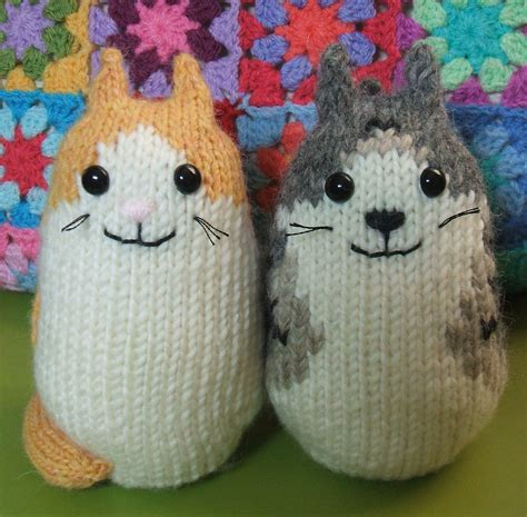 knitting pattern cat cat and kitten knitting patterns in the loop knitting