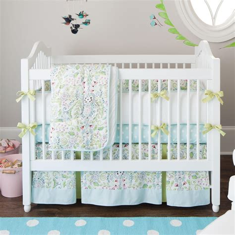 Bebe Jardin Crib Bedding Girl Baby Bedding Carousel Baby Bedding