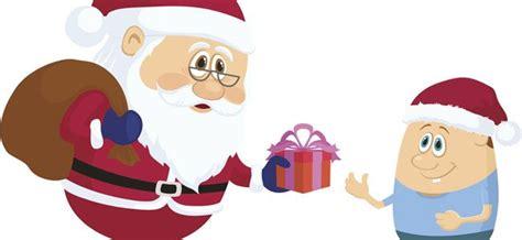 imagenes de santa claus con un niño cuento de navidad un trato con santa claus